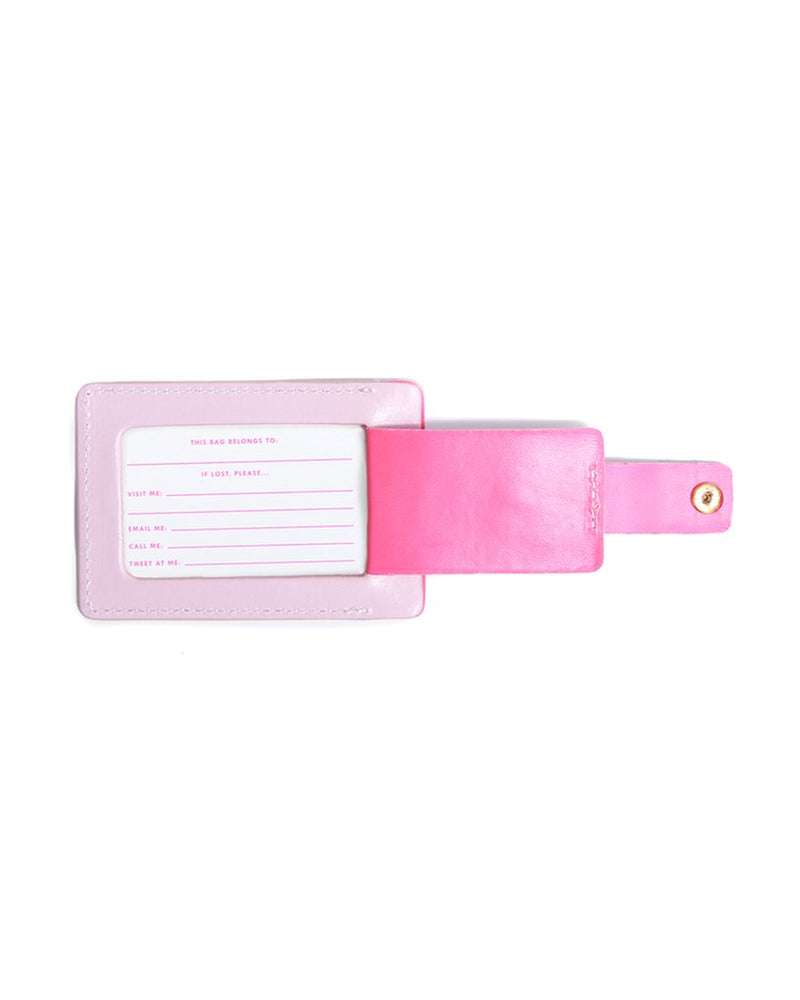 Luggage Tag - I'm Outta Here