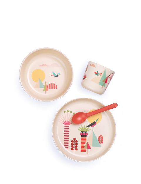 Bambino Kids Set - Trees