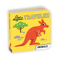 Board Book Set - Little Traveler