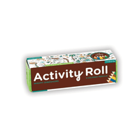 Activity Roll - Mighty Dinosaur