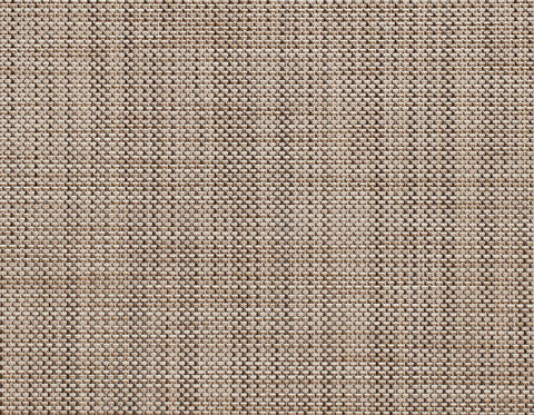 Chilewich Mini Basketweave Placemat - Linen Rectangle