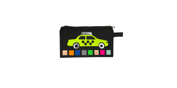 NYC Taxi Cab Pouch