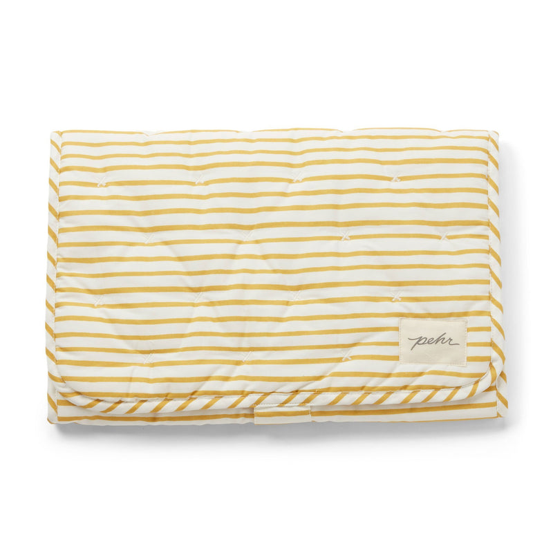 On The Go Travel Change Pad - Marigold