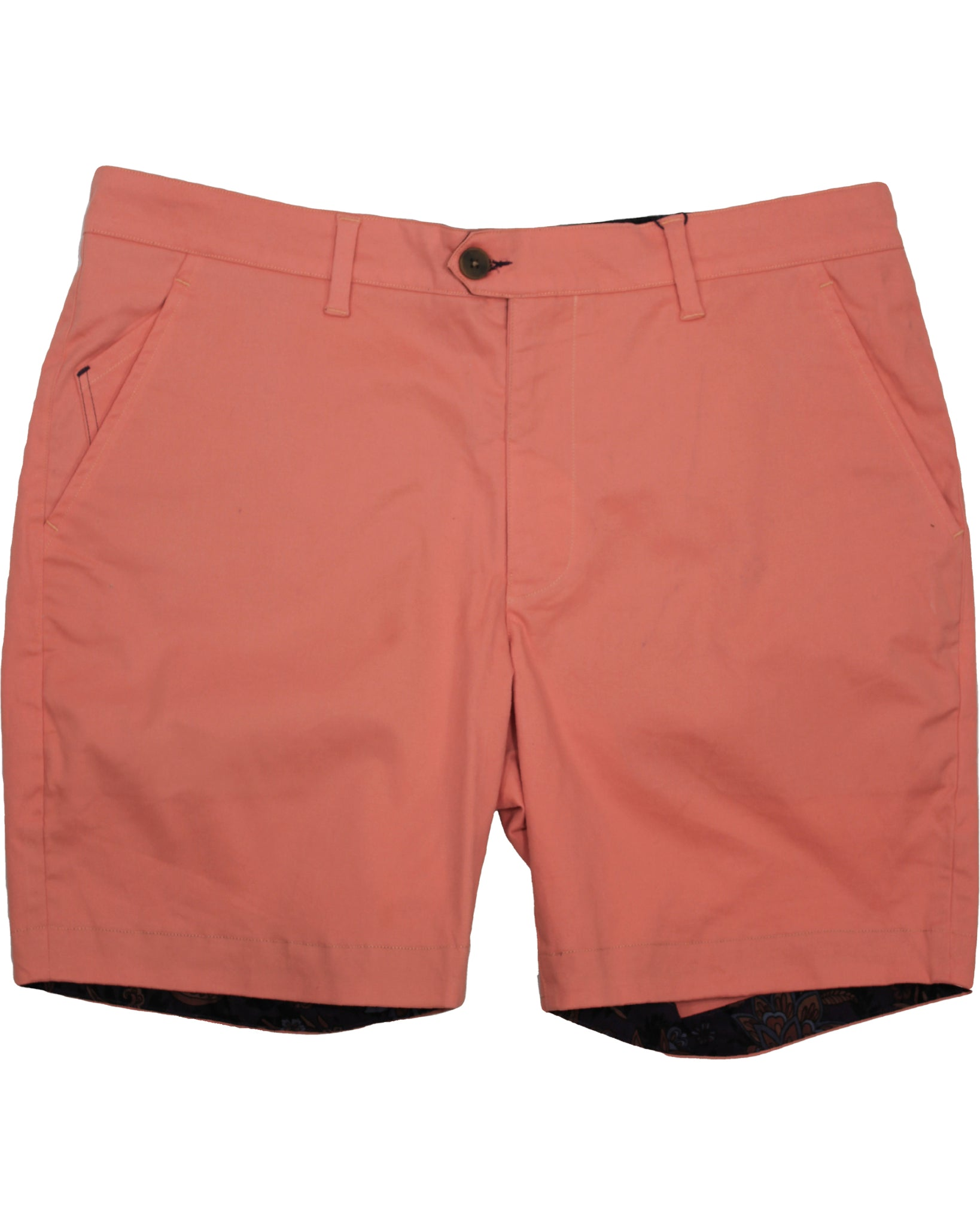 John Solid Short: Coral