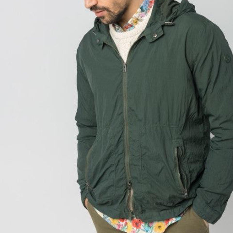 "Windbreaker With Hood ""Montreal"": Ranger"