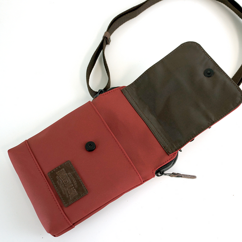 Urban Shoulder Case: Red