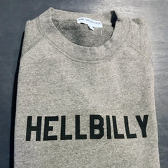 Hellbilly Sweatshirt: Heather Grey