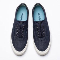 06/64 Legend Clipper: Selvedge