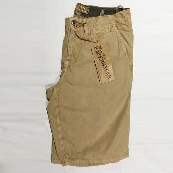 Palm Springs Shorts: Khaki