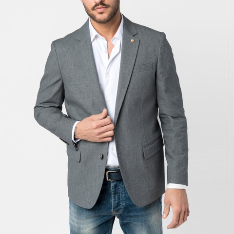 Sutton Sport Coat: Anthracite