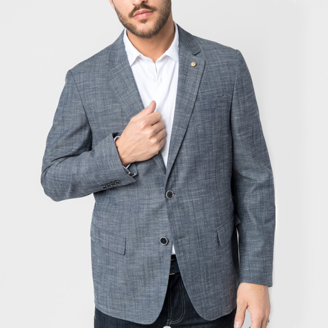 Jacket Sutton: Denim