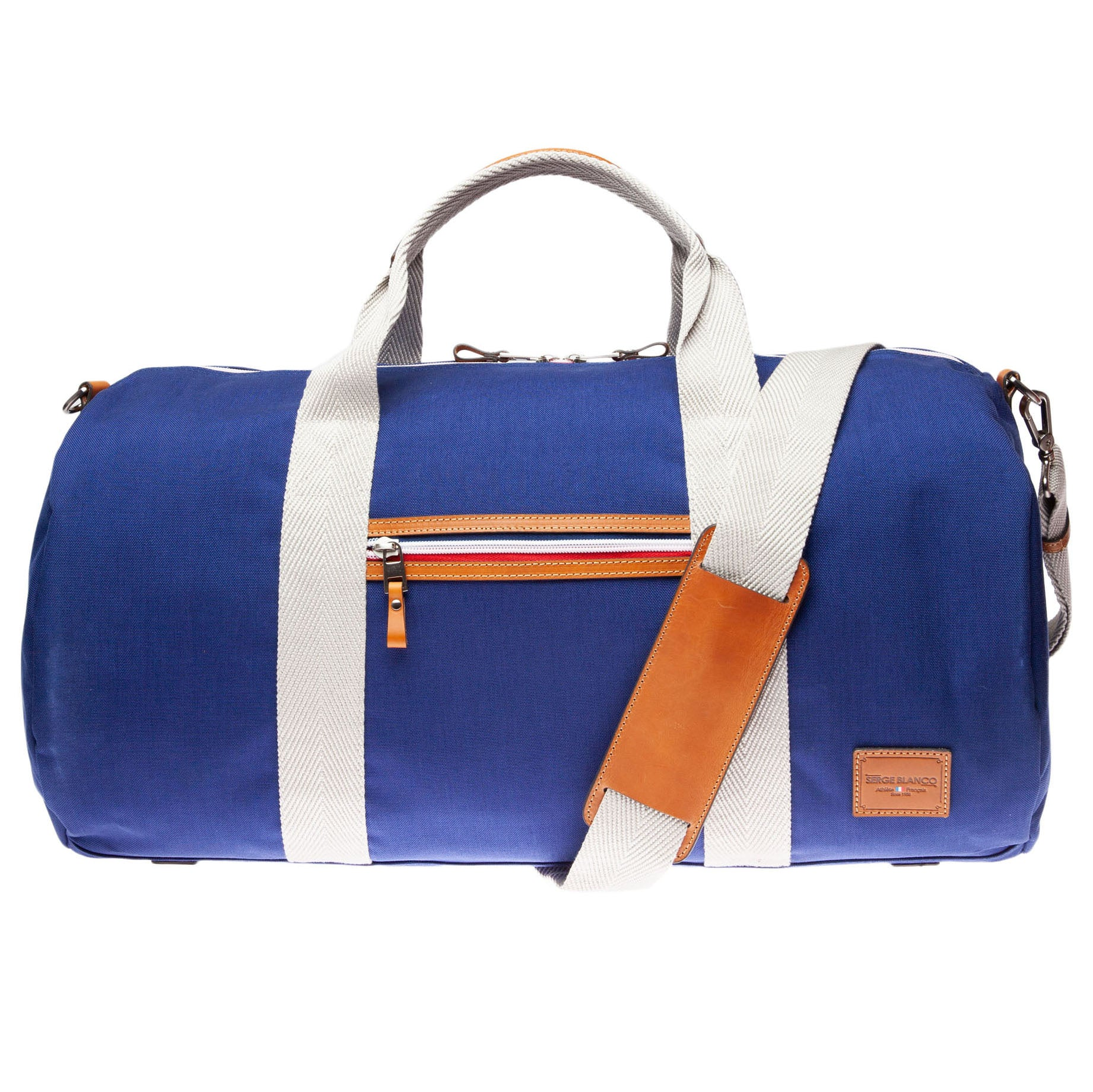 Canvas Duffle: Marine