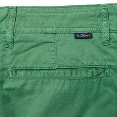 Bermuda Shorts: Green