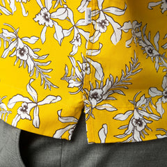 Magnum Hawaiian S/S Shirt: Honey