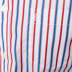 My French Shirt: Red White & Blue