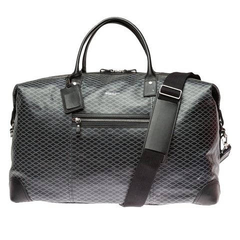 Excellence Vegan Leather Weekender (Large): Helix