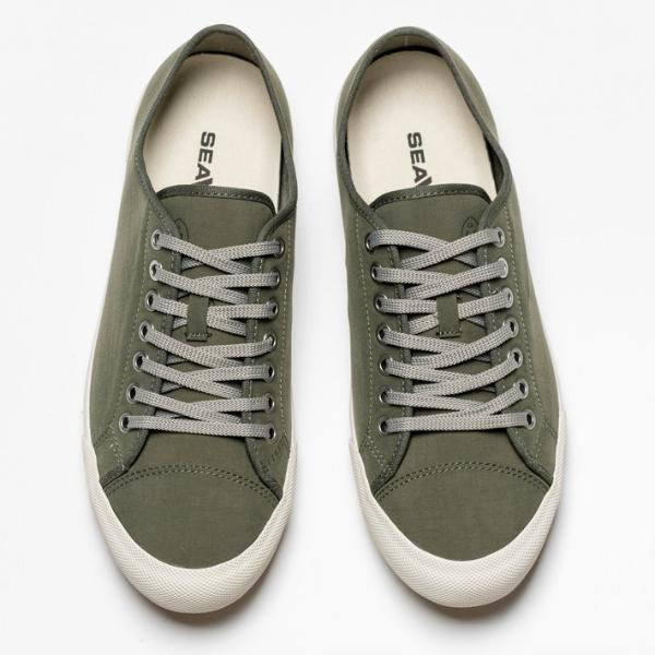 Army Issue Low Standard: Military Olive