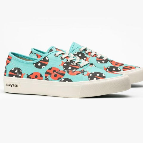 Legend Sneaker Mr. Turk: Ladybugs