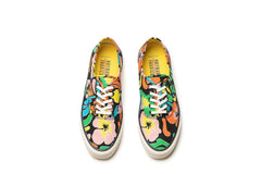 Legend Sneaker Hoffman Black Neon Flower