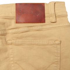 Power Twist 5-Button Jeans: Tea