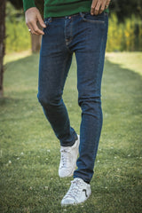 Power Twist 325 Denim: Raw