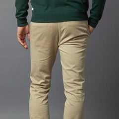 Stretch Cotton Chino 702: Tea