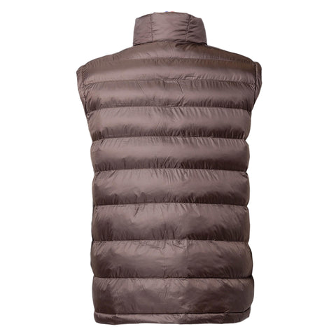 Matt Parka Vest: Maroon (Brown)