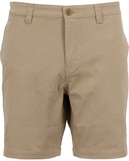 Solid Twill Short: Sand
