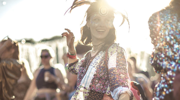 7 Festival Beauty Looks we're Loving Right Now…