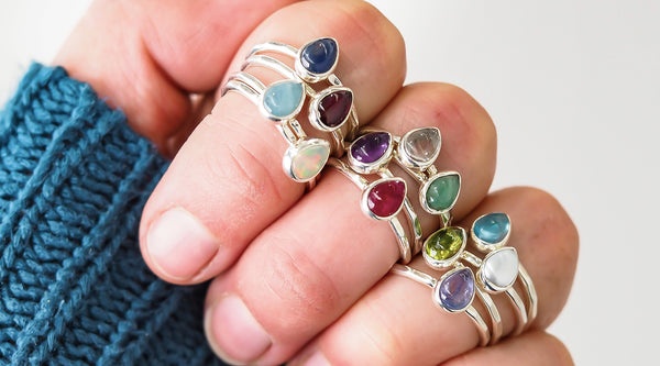 The Meaning behind your Birthstone