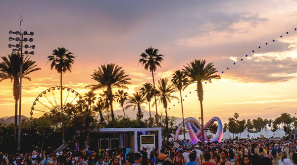 Coachella Vibing! // If we weren't already jealous enough.