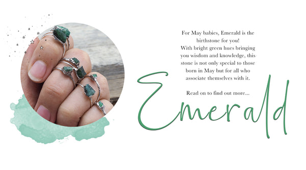 Emerald - Your May Birthstone