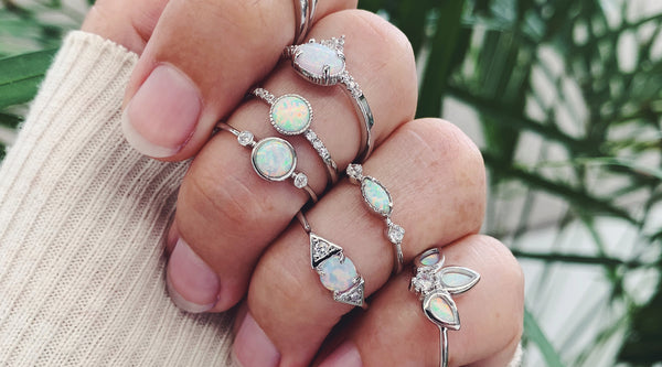 All about your precious opals!