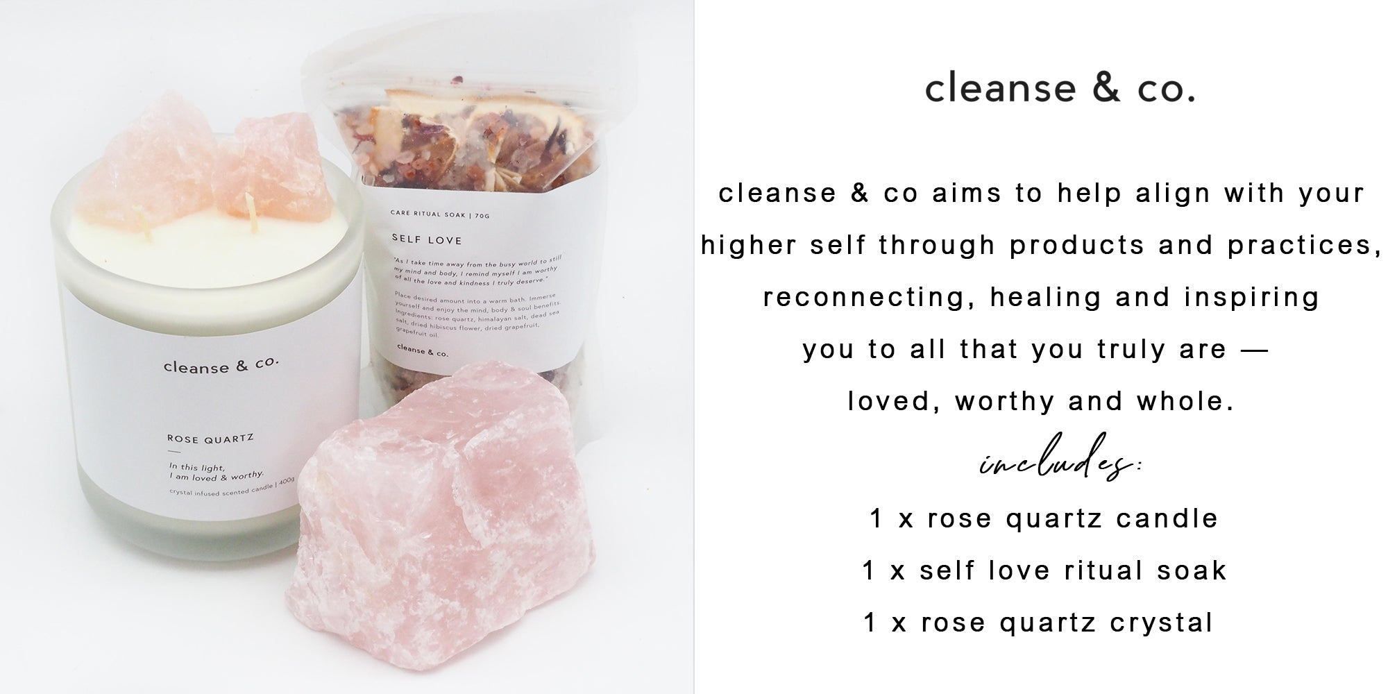 Cleanse and Co