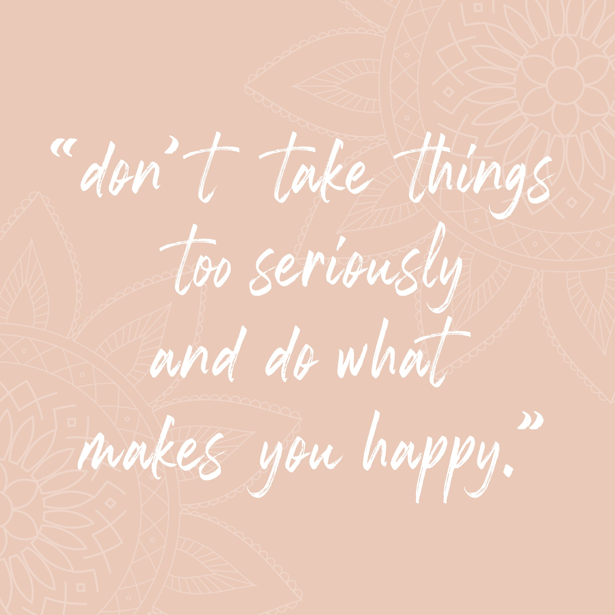 Indie and Harper Bohemian Jewellery Quote