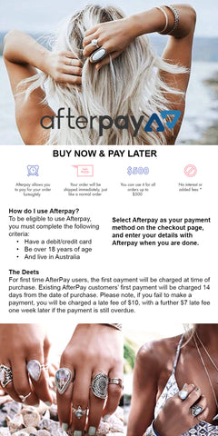 Indie and Harper | After Pay | Buy Now Pay Later