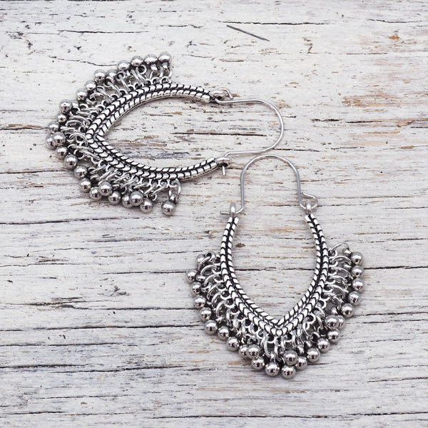 Bohemian Earrings. Bohemian Jewellery. Indie and Harper