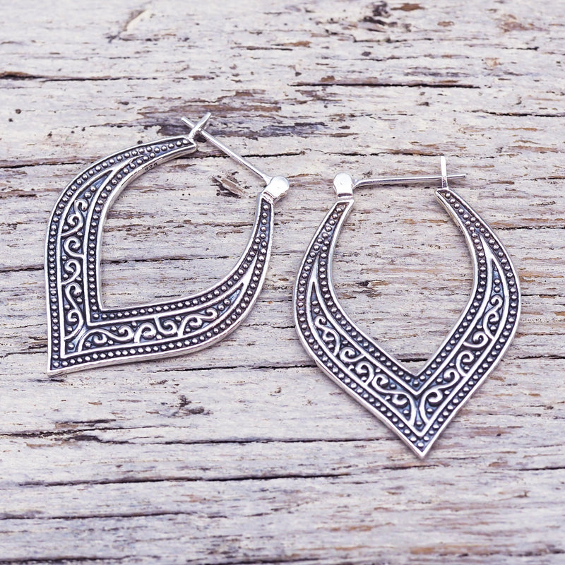Bohemian Wanderer Earrings. Bohemian Jewellery. Indie and Harper