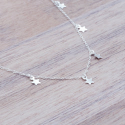 Dainty Star Necklace - Women's Jewellery - Indie and Harper