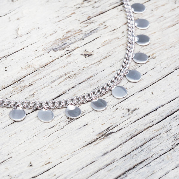 Full Moon Choker. Bohemian Jewellery. Indie and Harper