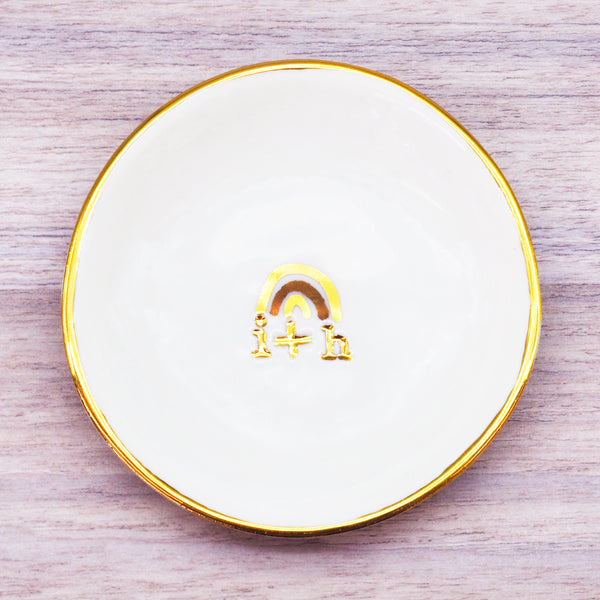 i+h Rainbow Jewellery Dish