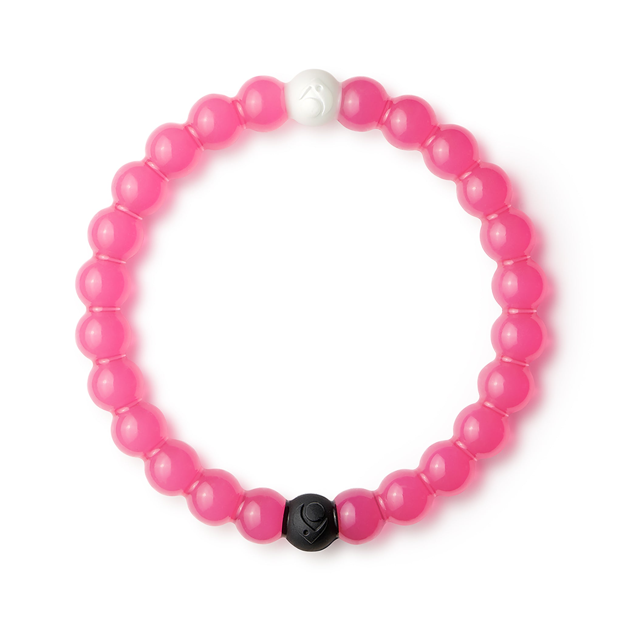 Lokai - Breast Cancer Bracelet. Bohemian Jewellery. Indie and Harper
