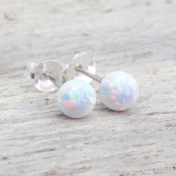 Mermaid Opal Earrings. Bohemian Jewellery. Indie and Harper