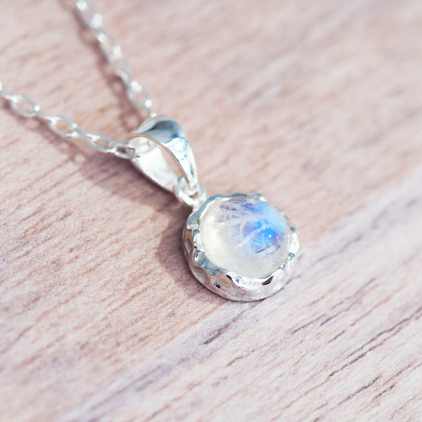 Moonstone Necklace - Women's Jewellery - Indie and Harper