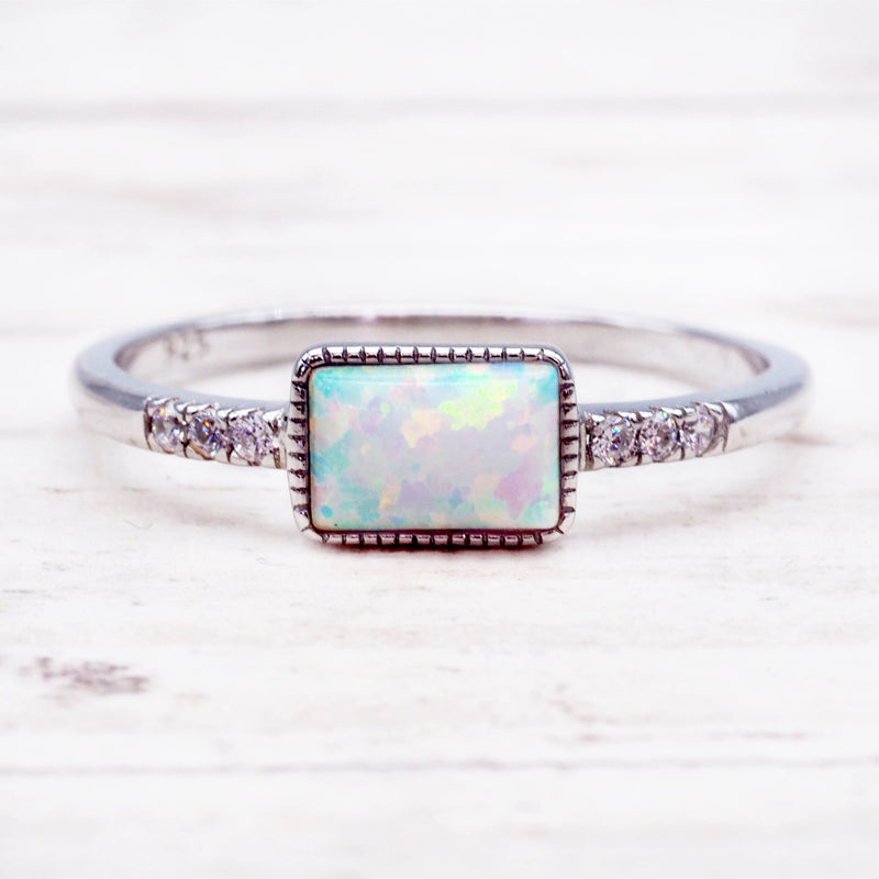 Opal Deities Ring. Bohemian Jewellery. Indie and Harper