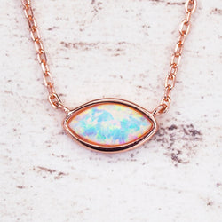 Rose Gold Stellar Necklace. Bohemian Jewellery. Indie and Harper