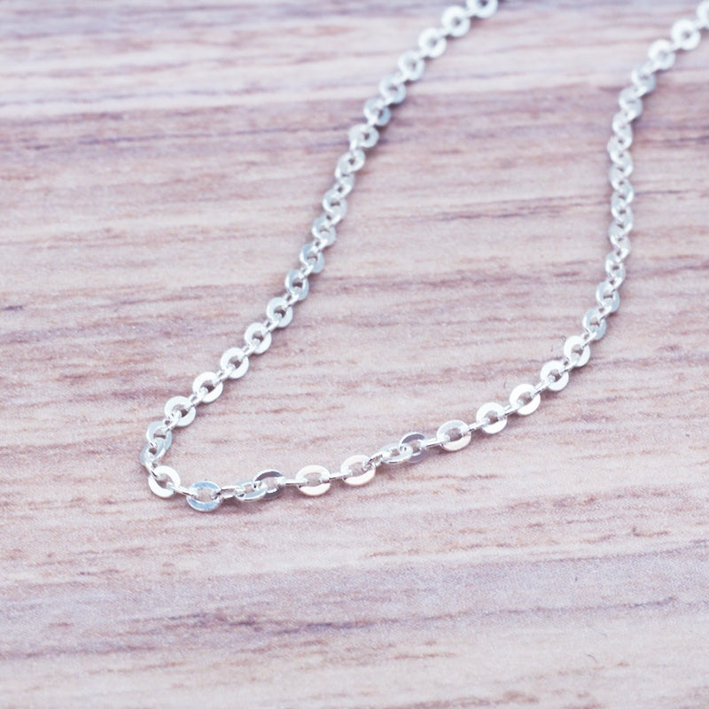 Sterling Silver Anklet - Women's Jewellery - Indie and Harper