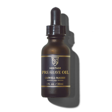 Caswell Massey -Almond Pre Shave Oil