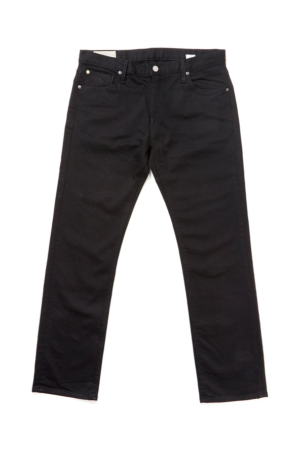P-51 Athletic Tapered - Black Clean