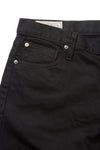 P-51 Athletic Tapered Denim - Black Clean